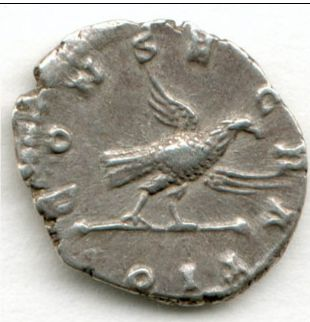 Marcus Aurelius struck under Commodus  - Eagle