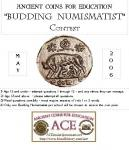 Budding Numismatist CONTEST May 06