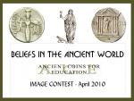 Beliefs in the Ancient World - an Image Contest