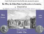 Pliny the Elder Prize for devotion to Learning